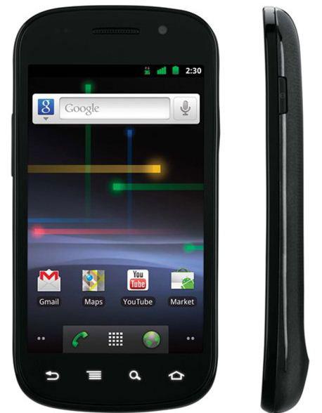 Macht Jagt auf Apples iPhone 4: Das Nexus S von Google