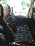 Saubere Sitze im Flixbus nach Dresden